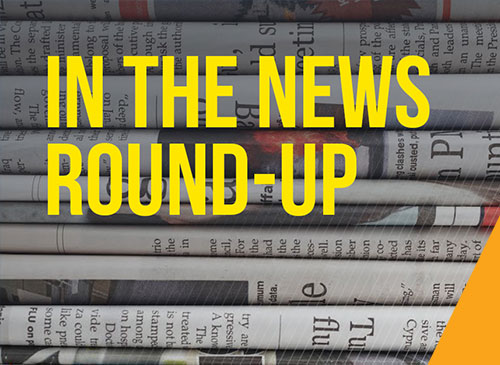 In the News Roundup