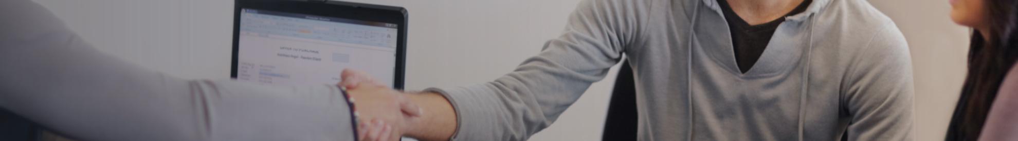 Sales Handshake