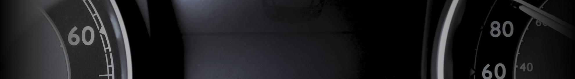 Speedometer Banner