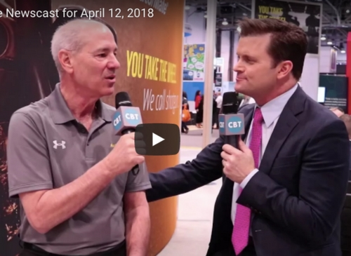 Joe Gumm interviewing Mike Esposito